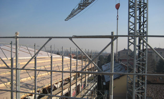Cantieri aperti cantieri chiusi Biserni Costruzioni Generali